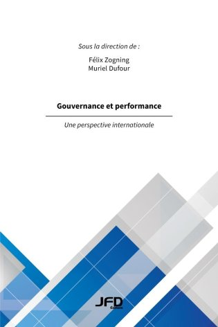 Gouvernance et performance: une perspective internationale