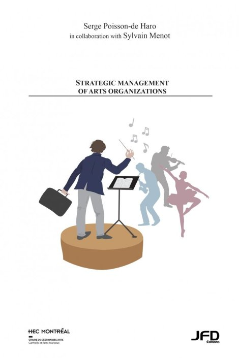 Strategic management of arts organization