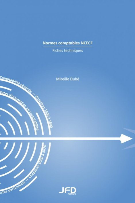 Normes comptables NCECF : fiches techniques