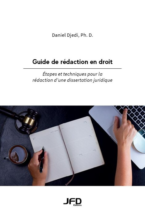 Guide de rédaction en droit