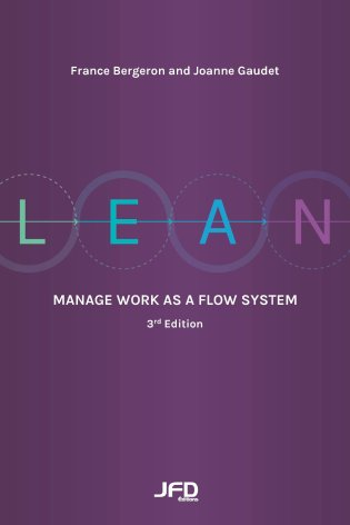 Lean: Manage work as a flow system